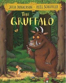 gruffalo book green cover