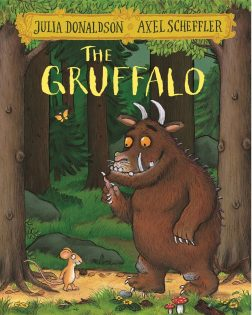 gruffalo book green cover