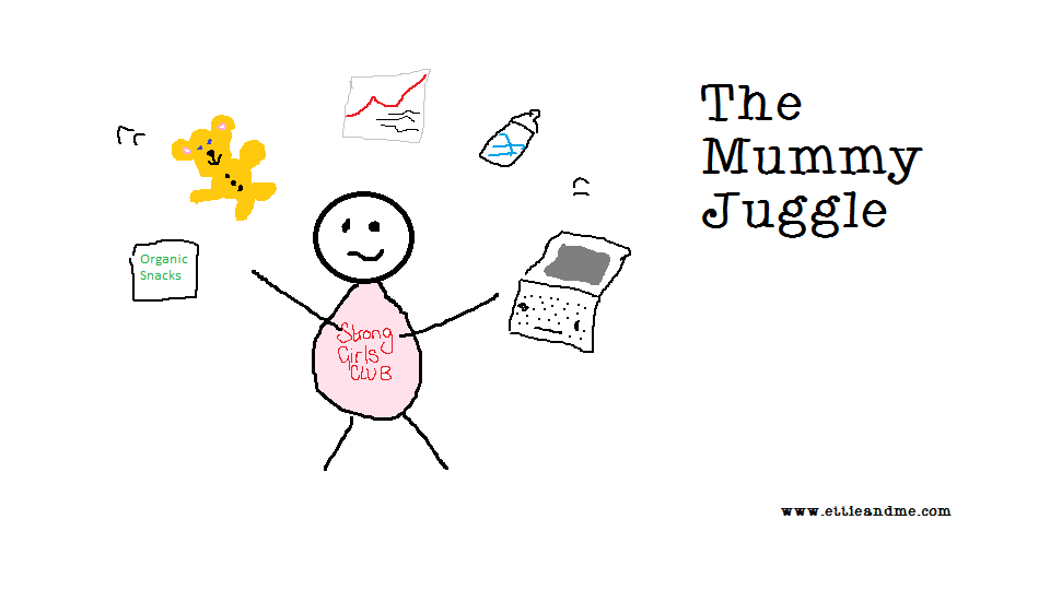 The Mummy Juggle #9 | Gemma, Yorkshire Mum of 4