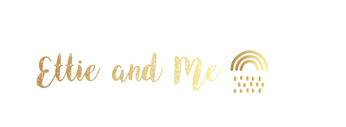 ettie and me logo in gold