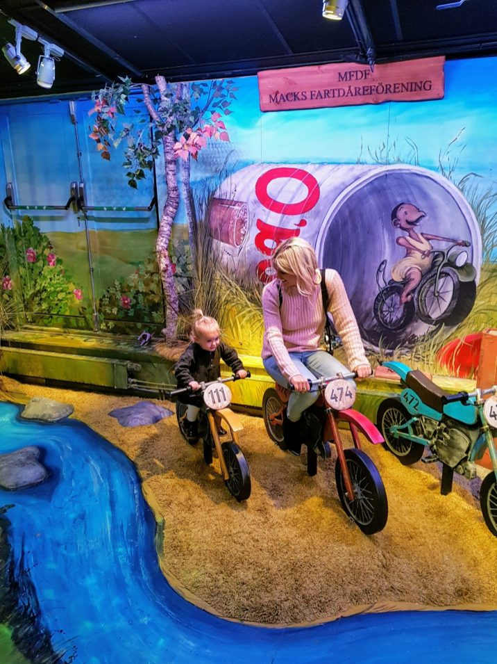 Stockholm with a Toddler Junibacken