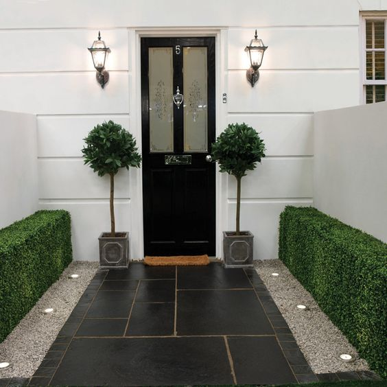 Garden Planning : What to do with the front of the house?