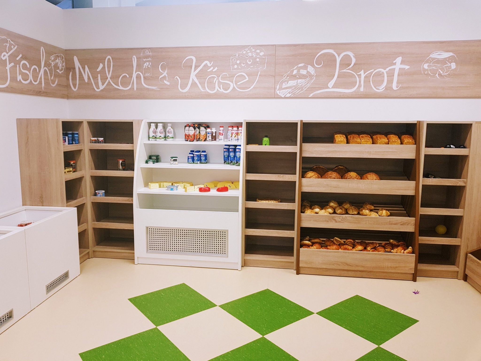 Kids at Work play shop, Hamburg with a Toddler | Ettie and Me