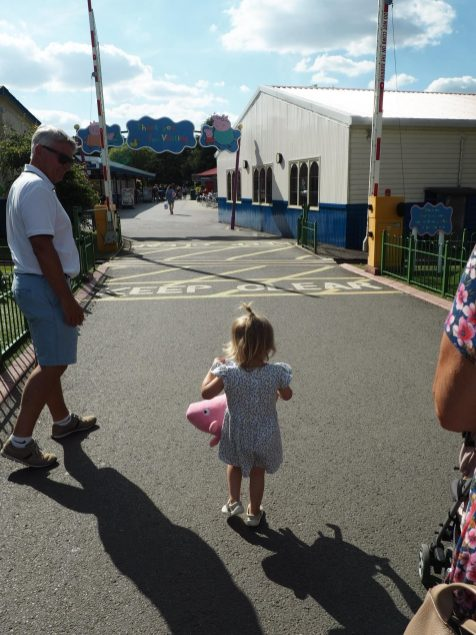 A Birthday Trip to Paultons Park | Ettie Turns Two | The Halcyon Years