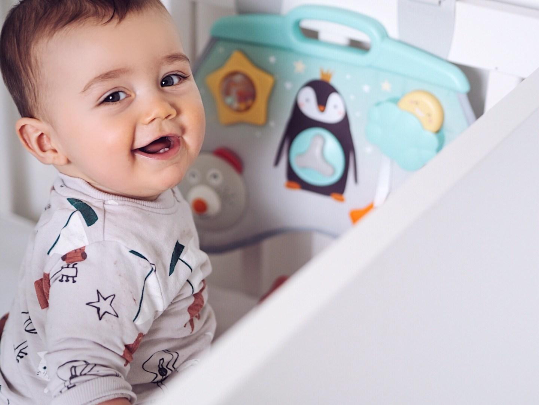 Taf Toys Laptop Activity Centre | Review (AD)
