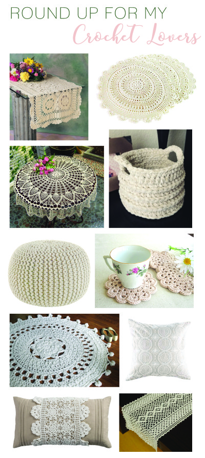 Roundup for crochet lovers
