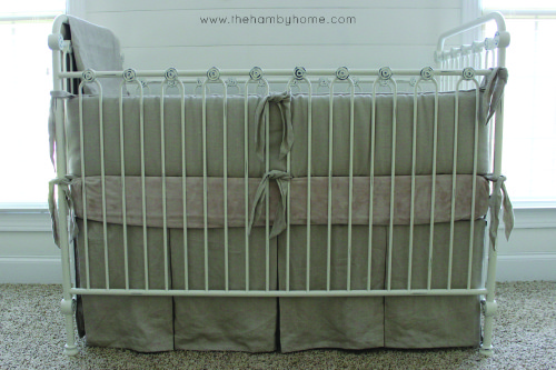 Vintage Inpsired Crib_H