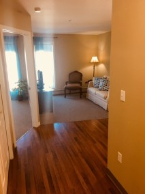Red Deer Senior Suites for Rent Entranceway