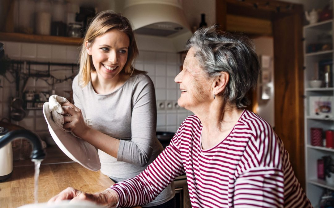 Can Seniors Benefit From Young People in Their Lives?