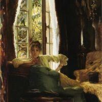 Tissot's La Femme à Paris series