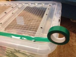 IMG_0661 - Make a hamster cage.