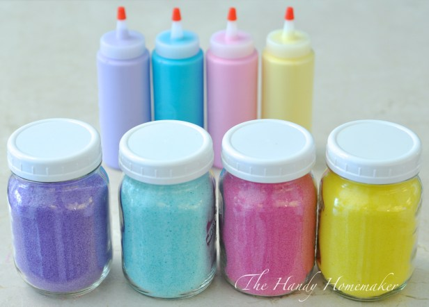 Colors made to match royal icing