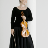 Theresa Caudle violin/leader