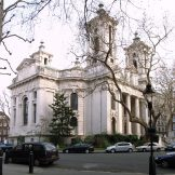 St John, Smith Square, Westminster (1714-28) by Thomas Archer