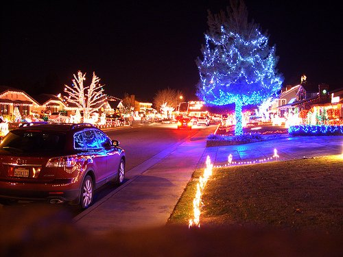 best christmas lights in rancho cucamonga and inland empire - Chino Christmas Lights