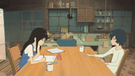 Wolf Children - Screen Shot #9