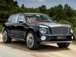 Bentley presenta su nueva SUV