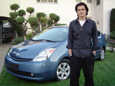 Todos en Hollywood manejan un Prius