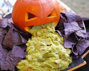 5 snacks para Halloween