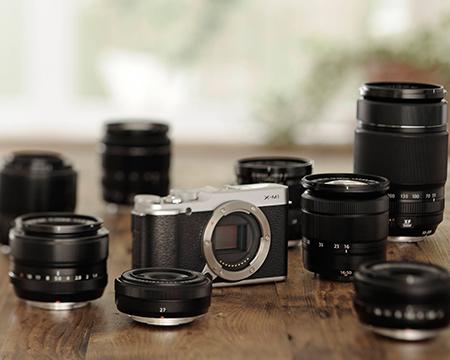 Fujifilm X-M1: Calidad, diseño e innovación