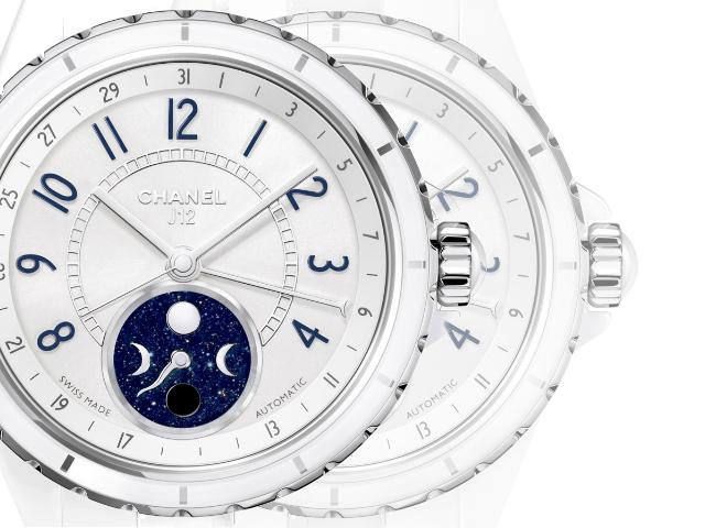 Las fases de la luna inspiran el nuevo reloj de Chanel