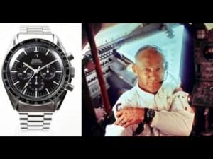 Cinco relojes que han viajado al espacio
