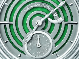 Parmigiani: el tiempo en un laberinto