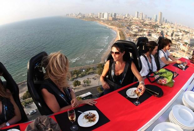 Dinner in the Sky: Una experiencia única - dinner-in-the-sky-2-1024x694