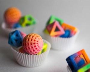 ChefJet, la impresora 3D de comida