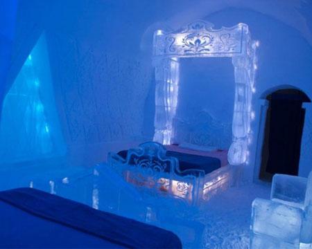Vive la magia de la película Frozen en la suite más cool