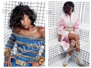 Todo lo que brilla es Rihanna.