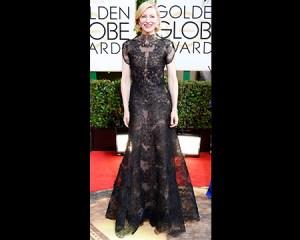 Las mejores vestidas de los Golden Globes 2014