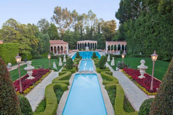 La mansión de El Padrino está a la venta