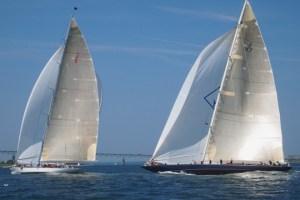 La competencia más lujosa de alta mar