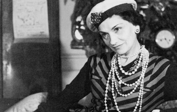 Un collar de perlas nunca pasa de moda