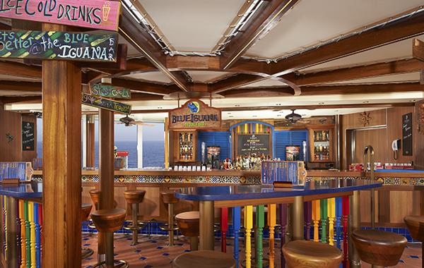 Disfruta de unas vacaciones muy Carnivalizadas - Blue-Iguana-Bar