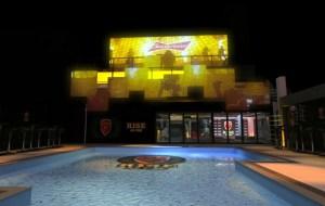 El hotel perfecto para vivir de cerca la Copa Mundial de Fútbol