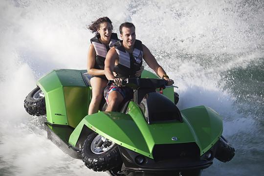 La moto más dinámica para las vacaciones