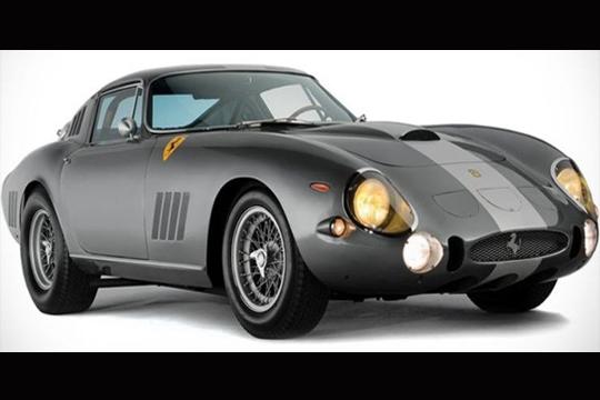 Ferrari regresa a la década de los 60's
