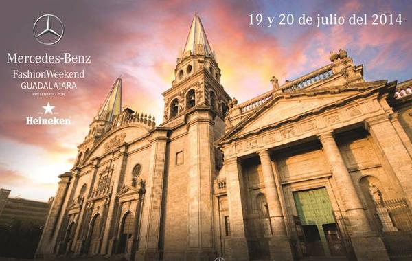 Este fin de semana Guadalajara celebrará la moda nacional