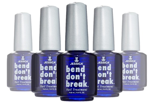 Verdadero o falso: Los endurecedores de uñas son un mito - bend-dont-break-jessica-nails-1024x694