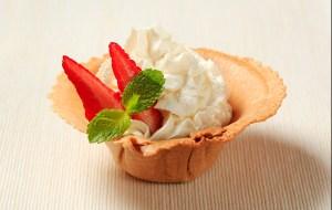 Aprende a hacer unas canastitas de dulce de fresa