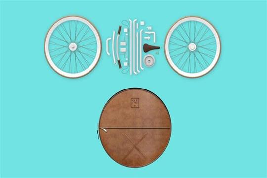 Otra bicicleta más para llevar en la bolsa