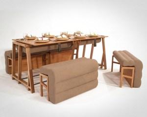Un mueble todo en uno…