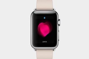 El reloj de Apple que será lanzado para el día de San Valentín