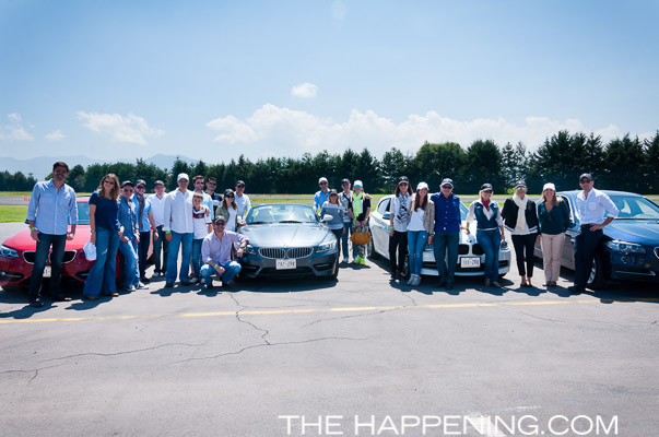 Un día de velocidad con BMW y Luxury Lab