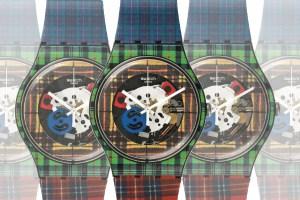 Swatch trae Escocia a tu muñeca