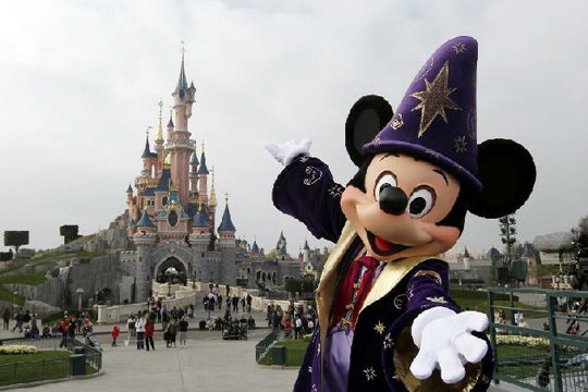La tecnología de punta llegará a los parques de Disney