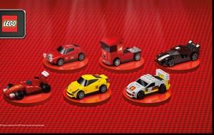 Cuatro coches Ferrari al alcance de todos…