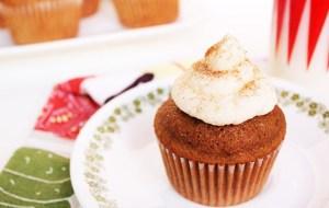 Monday's Tea: Cupcakes de té chai